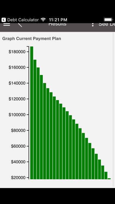 Livin Debt Free screenshot two