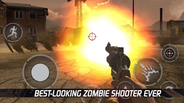 Zombie Combat Shooting