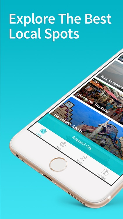 TripScout - City Trip Planner