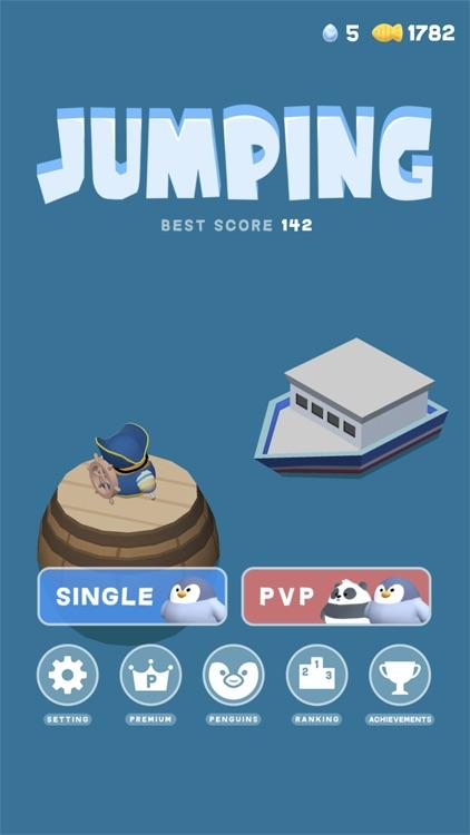 Jumping : Save the penguins screenshot-4