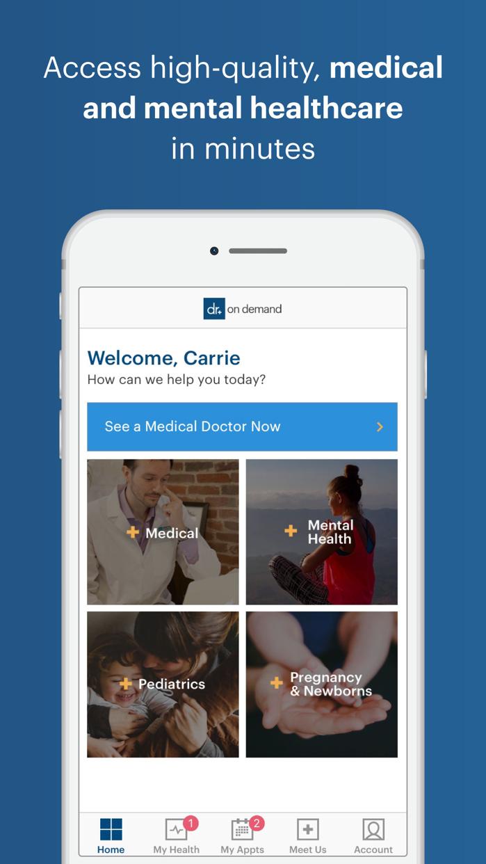 Doctor On Demand Screenshot
