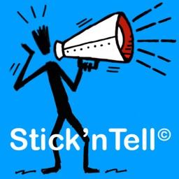Stick'n Tell
