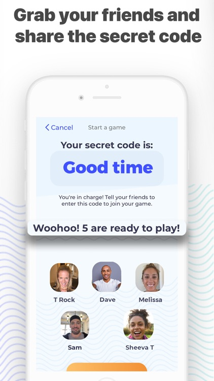 Fun Fact: Best Party Game App screenshot-3