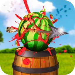 Watermelon Crossbow 3D Archery
