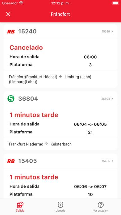 Xmove - Tren y autobúsCaptura de pantalla de3