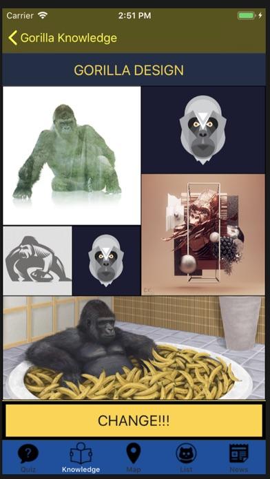 Gorilla Gorilla Gorilla screenshot 5