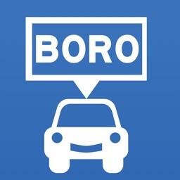 Boro - on street parking