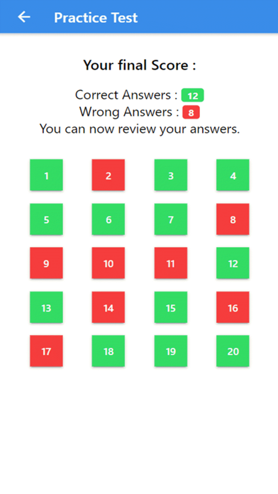 Practice Test USA & Road Signs screenshot 4