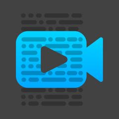 Teleprompter für Video Studio