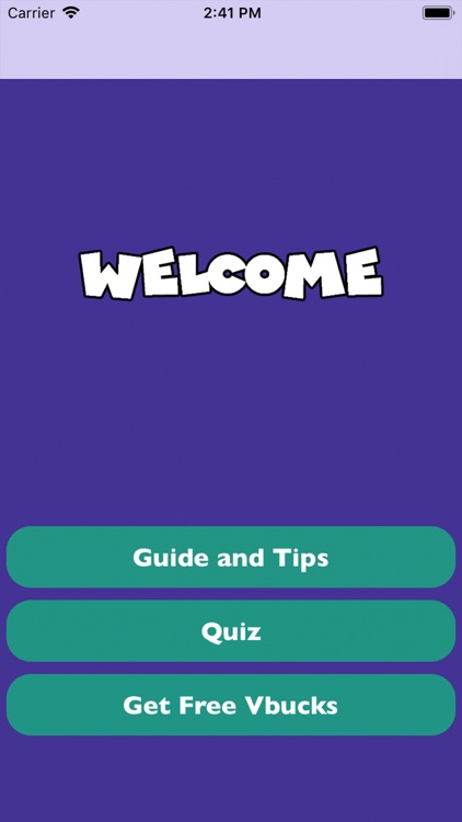 VBucks Quiz screenshot-1