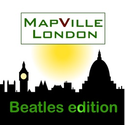 MapVille Beatles London