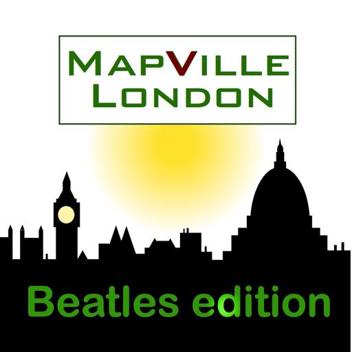 MapVille Beatles London