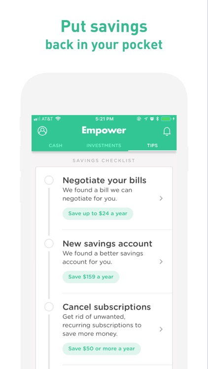 Empower - Money Management