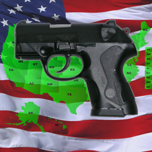 CCW – Concealed Carry 50 State app