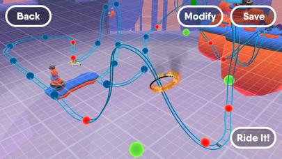 K'NEX Ride It! - VR screenshot two