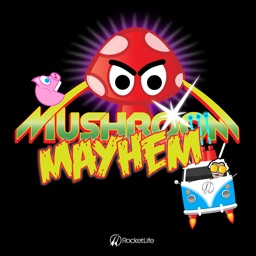 Mushroom Mayhem - action game