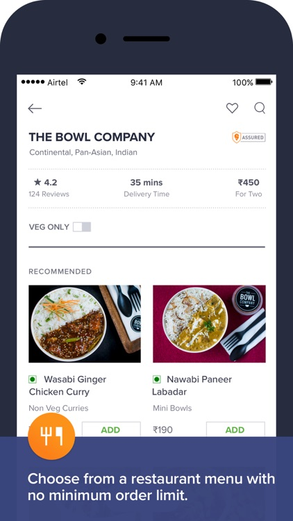 Swiggy Food Order & Delivery screenshot-1