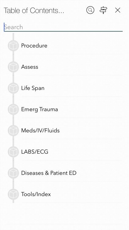 RNotes: Nurse's Pocket Guide screenshot-6