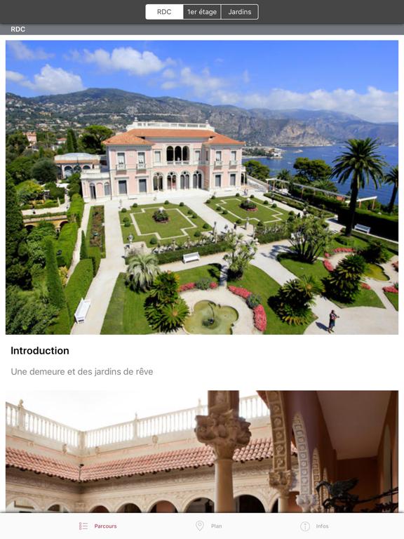Screenshot #5 pour Villa Ephrussi de Rothschild