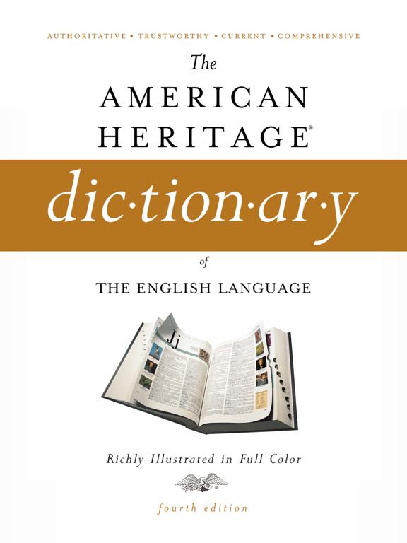 アメリカンヘリテージ® 英英辞典 第4版のおすすめ画像1