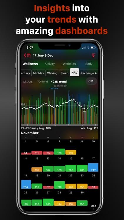 HeartWatch: Heart Rate Monitor screenshot-7