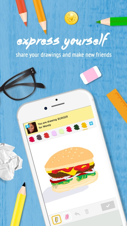 Draw Something Classic screenshot-0