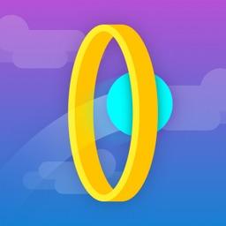 Ring Jump - fun balloon games