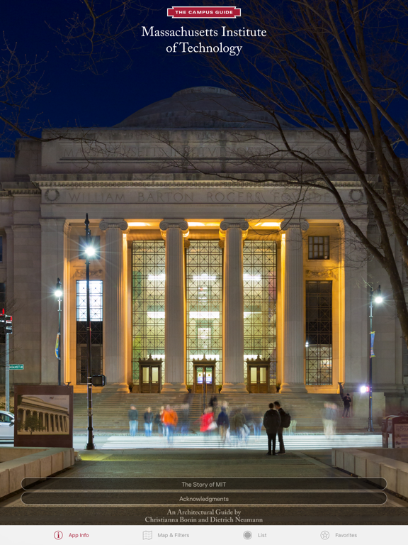 MIT Campus Guide | App Price Drops on