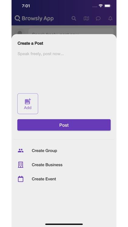 Browsly App screenshot-3