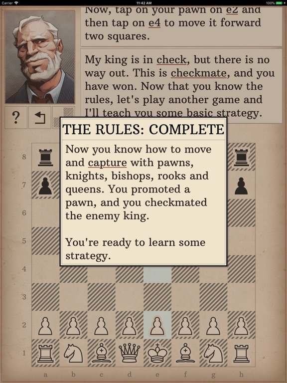 Learn Chess with Dr. Wolf screenshot 8