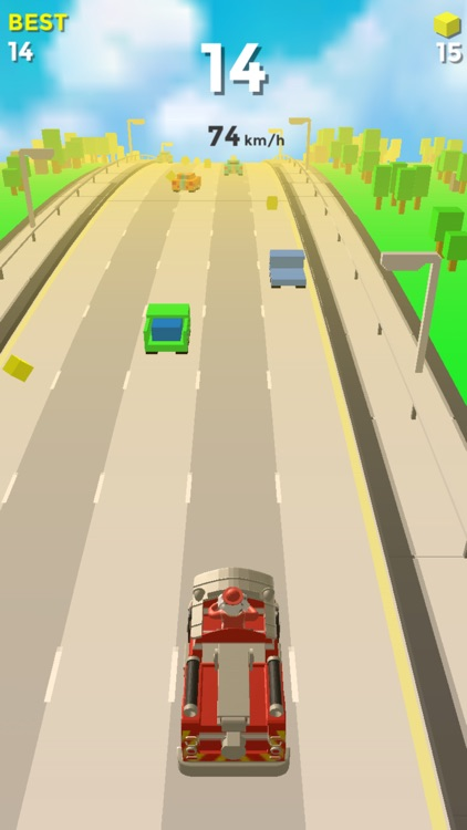 Paw Racing For Patrol Car screenshot-4