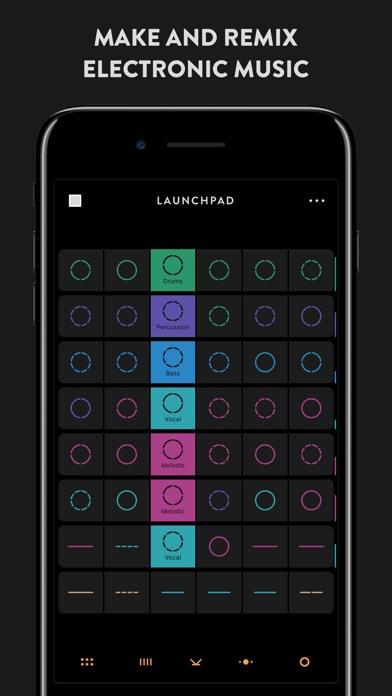 Launchpadのスクリーンショット1