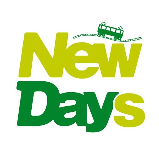 NewDaysアプリ:コンビニ、エキナカ、JR、キオスク