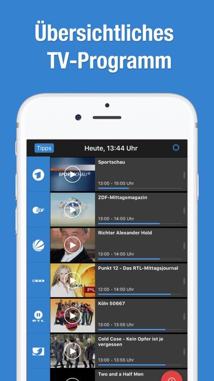 TV.de WM Live TV App 2018