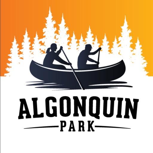 Algonquin Park Adventure Map