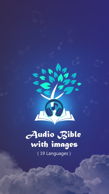 Audio Bible in 19 Languages