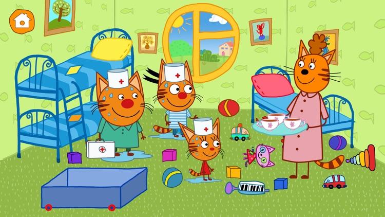Kid-E-Cats: Pet Doctor Games screenshot-7
