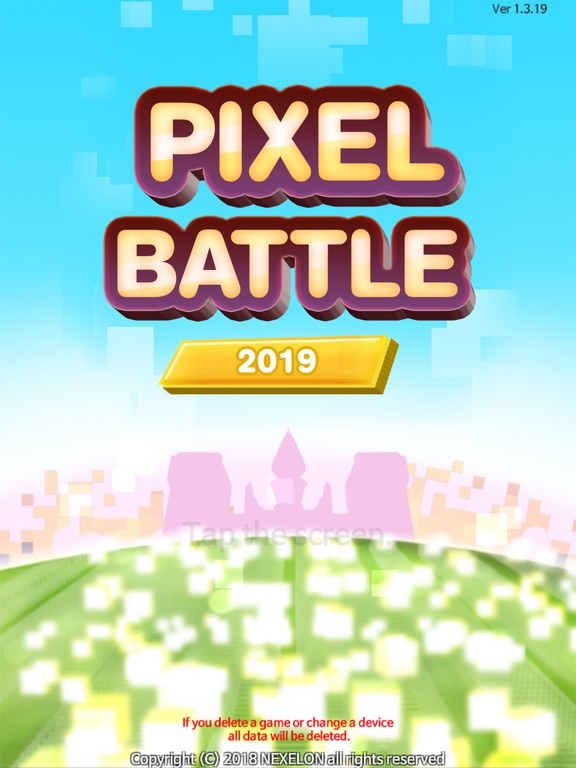 Pixel Battle 2019 screenshot 11