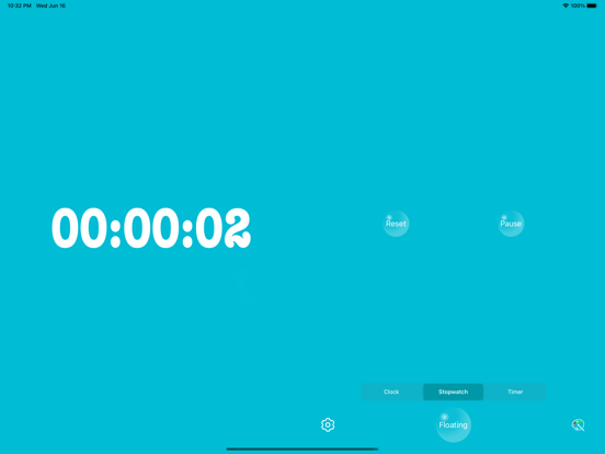 Floating Clock-浮く時計&ウィジェットのおすすめ画像9