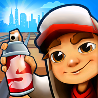 Subway Surfers - Sybo Games ApS Cover Art
