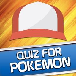 Quiz For Pokemon: Poke Trivia!