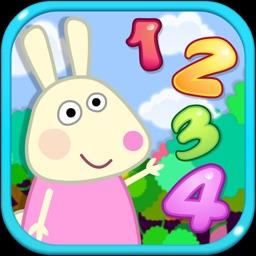 幼儿园宝宝学数字-儿童数学游戏