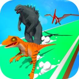 丛林跑酷——恐龙模拟大冒险