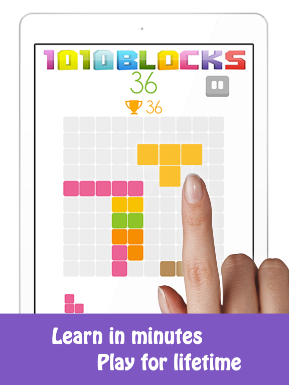 Block 1010 Puzzle Game screenshot 6