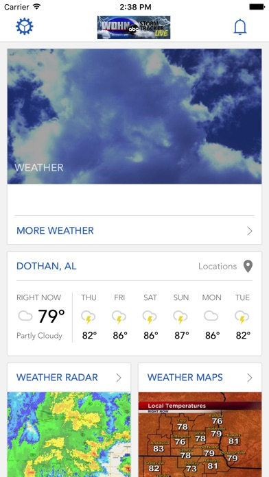 WDHN Weather DothanFirst.com for Windows