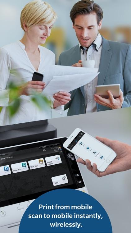 Konica Minolta Mobile Print