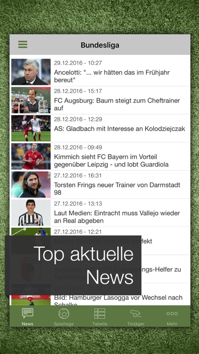 Pocket Liga - Fussball Live-0