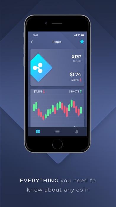 Crypto X Pro Screenshots