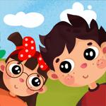 БОЛТУНЫ! Игры для малышей! 1-4 на пк