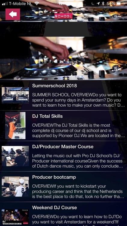 Pioneer Pro DJ School screenshot-3